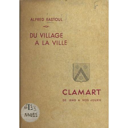 Du village à la ville, Clamart - eBook