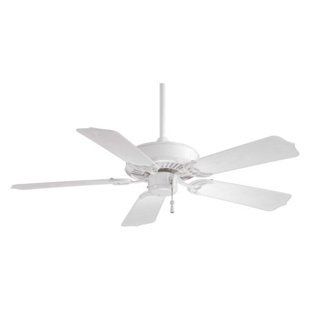 Minka Aire F572 Wh Sundance 42 In Outdoor Ceiling Fan White