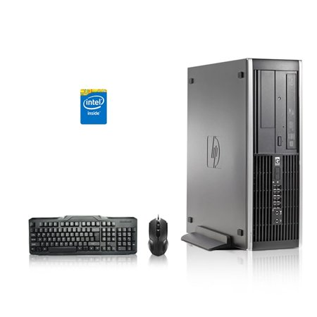 R40 Keyboard (Refurbished - HP DC Desktop Computer 2.5 GHz Core 2 Duo Tower PC, 6GB, 250GB HDD, Windows 7 x64, USB Mouse &)