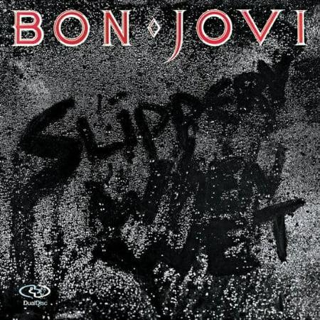 Bon Jovi - Slippery When Wet - Vinyl ()
