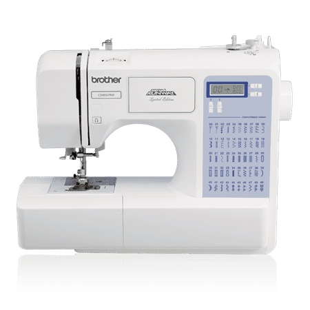 Brother CS5055prw 50-Stitch Project Runway Computerized Sewing Machine (Sewing Machine Gemsy)