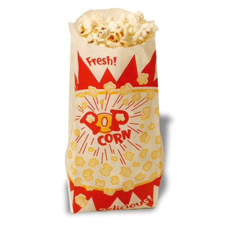 Benchmark USA Popcorn Bags - Popcorn Bags Party City