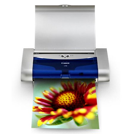 Canon i70 Color Bubble Jet Printer
