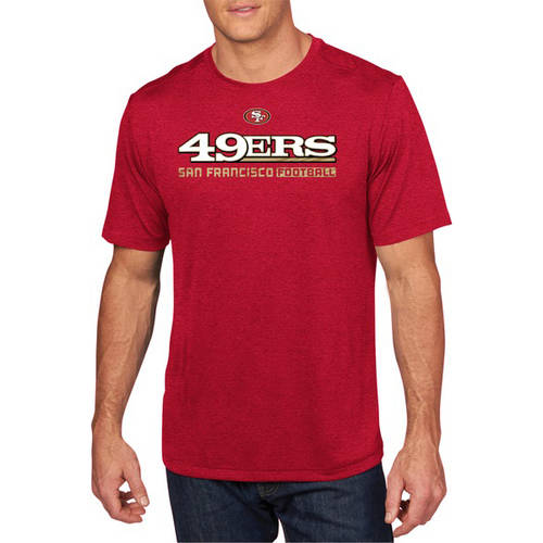 NFL Men's San Francisco 49Ers Synthetic Tee