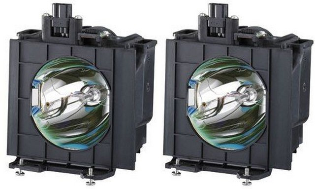 Replacement for Panasonic Pt-dw7700k Long Life Lamp /& Housing Projector Tv Lamp Bulb by Technical Precision
