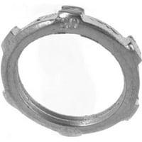 HALEX/SCOTT FETZER 2-Pack 3/4-Inch Conduit Steel Locknut 96192
