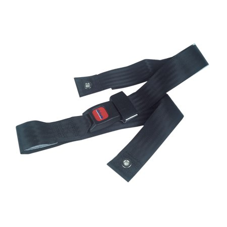 Drive Medical Wheelchair Seat Belt, Auto Style Closure,