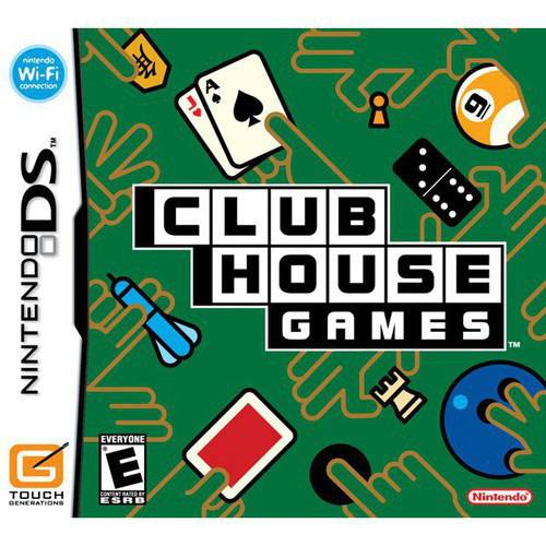 Clubhouse Game  (DS) - Pre-Owned