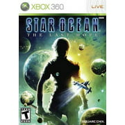 Star Ocean: Last Hope, Square Enix, XBOX 360, 662248908281