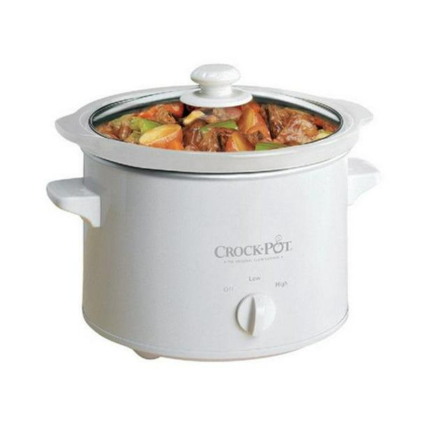 Crock Pot 5025 Wg Np Rival 2 5 Qt Slow Cooker Walmart Com Walmart Com