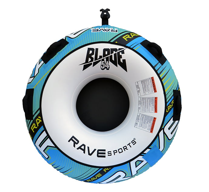 Rave Sport Blade 1-Person Towable, Blue by Generic