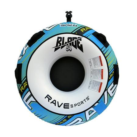 Rave Sport Blade 1-Person Towable, Blue