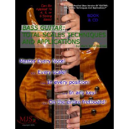 Bass Guitar and Total Scales Techniques and - Halloween Guitar Scales