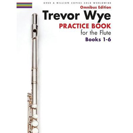 Trevor Wye - Practice Book for the Flute - Omnibus Edition Books 1-6](This Is Halloween Notes For Flute)