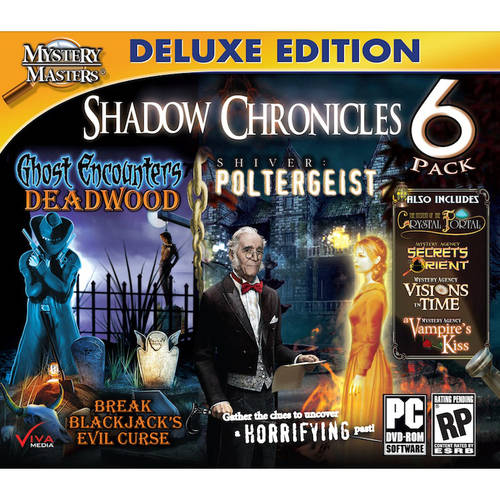 Shadow Chronicles 6pk