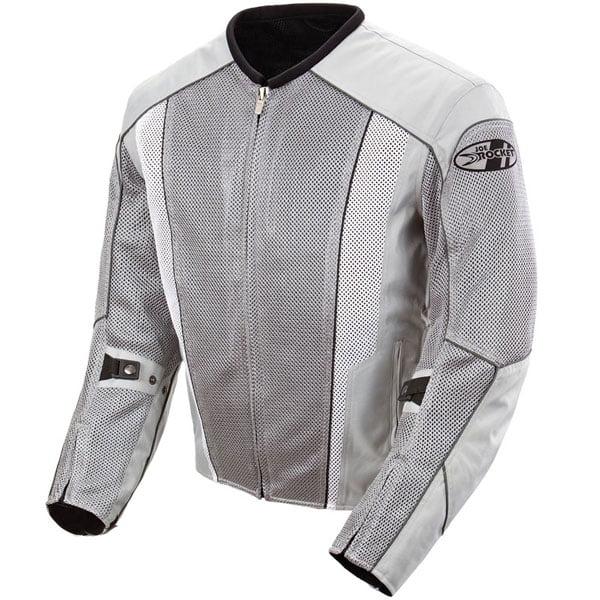 Joe Rocket Phoenix 5.0 Mesh Jacket Silver