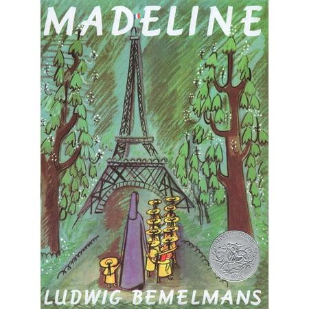 Madeline (Hardcover) - Madeline Halloween Book