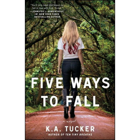 Ten Tiny Breaths: Five Ways to Fall (Series #5) (Paperback)