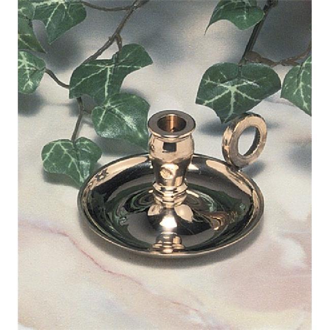 Biedermann & Sons H81 Small Brass Chamberstick For . 05 Candles