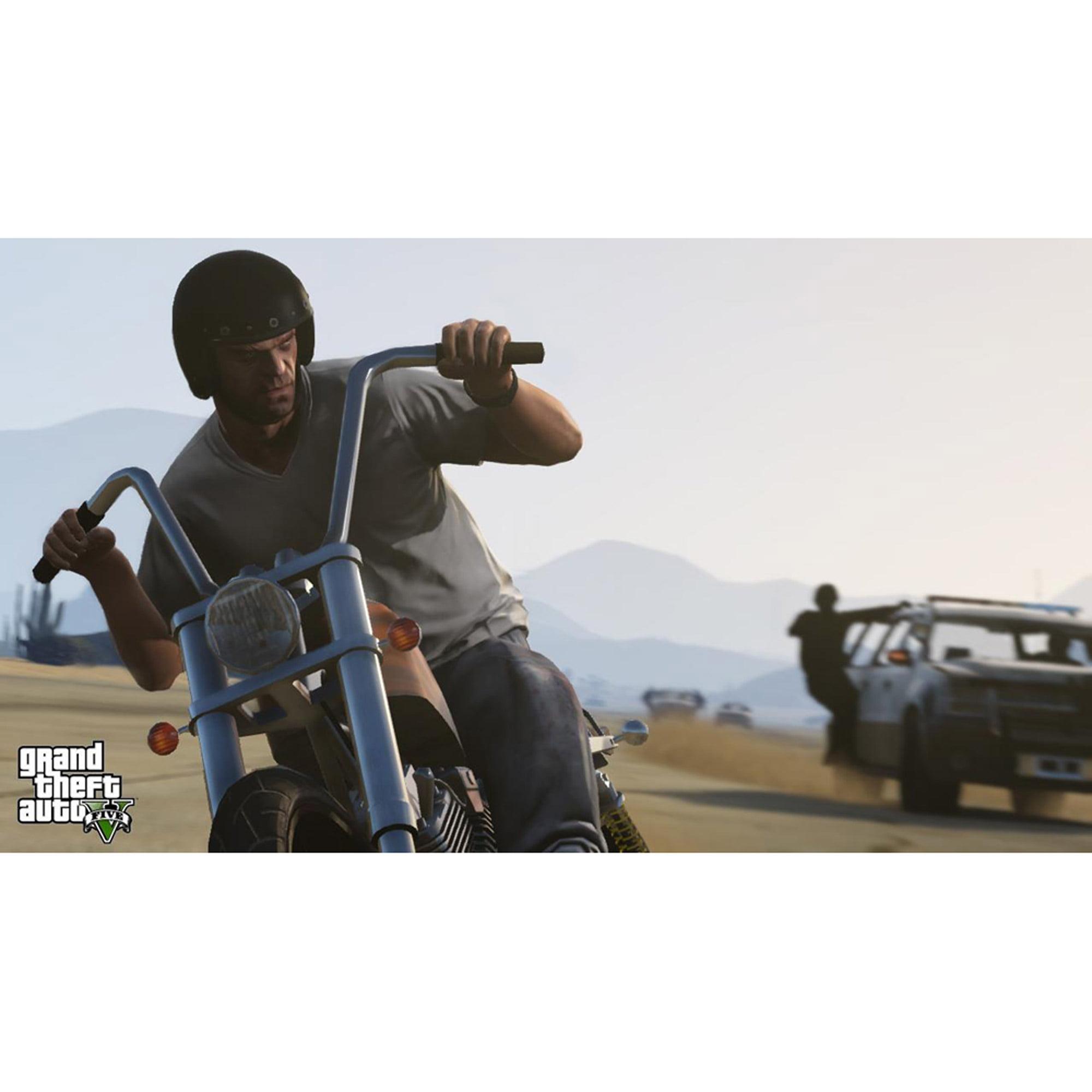 Grand Theft Auto V Xbox  Rockstar Games - Minecraft xbox 360 los angeles map download