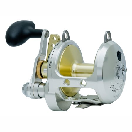 Zebco / Quantum Fin-nor Marquesa Lever Drag 2-Speed Reel 40sz