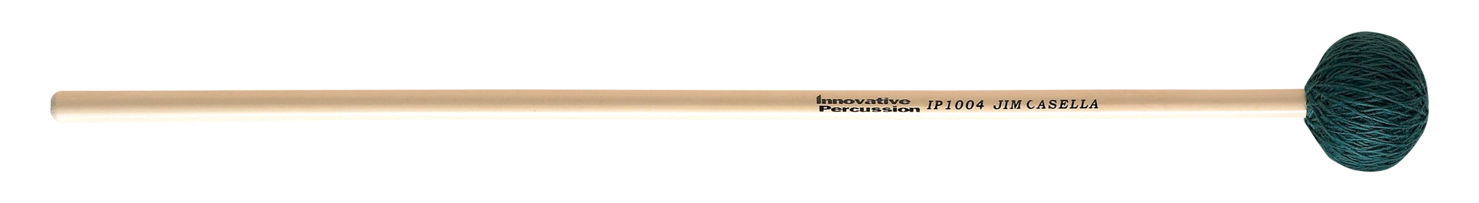 Innovative Percussion IP1004 Jim Casella Series Soft Vibraphone Mallets w  Rattan Handles by Innovative Percussion