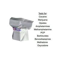 AllSource MD 10 Panel Home Drug Test