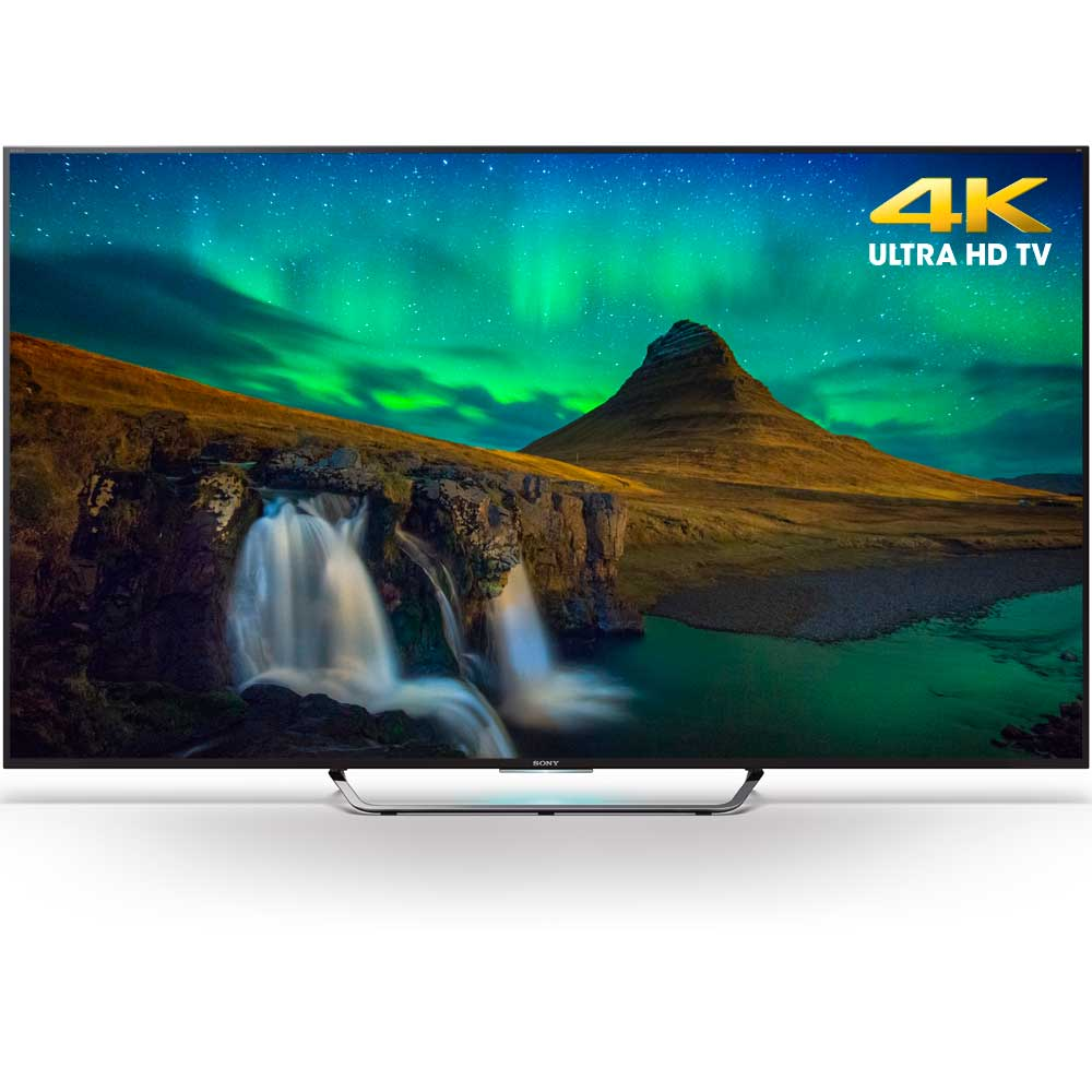 Sony XBR65X850C 65-Inch 4K Ultra HD 3D Smart LED TV