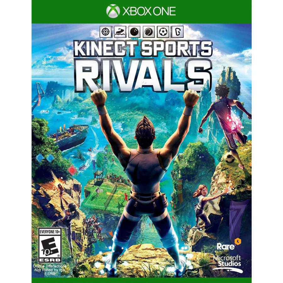 Microsoft Kinect Sports Rivals (Xbox One) - Pre-Owned
