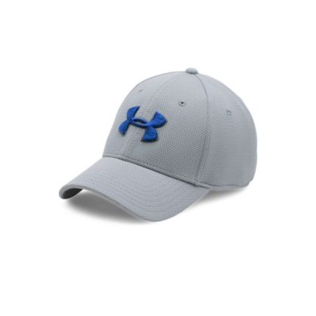 1733814b under armour men's ua blitzing ii stretch fit baseball cap hat 1254123