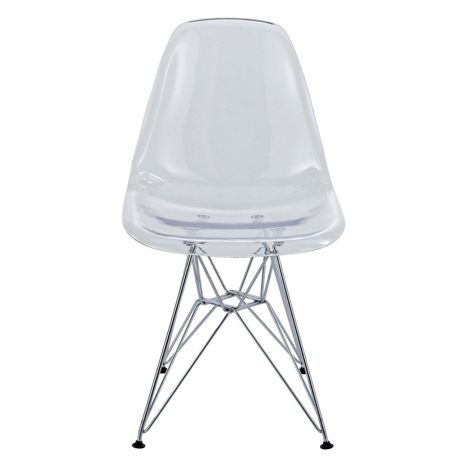Modway Eiffel Dining Side Chair Clear Walmartcom : 70539e67 58ca 4828 ada0 b3380e518039184356814dd1f4c74f18aaeb345fc2778 from www.walmart.com size 560 x 560 jpeg 20kB