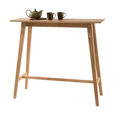 Artisan Oak Rectangular Table (Moria Rectangular Bar Table )