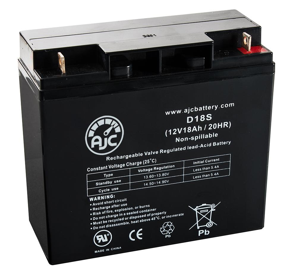 APC DLA1500I 12V 18Ah UPS Battery This is an AJC Brand Replacement