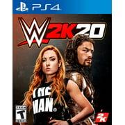 WWE 2K20, 2K, PlayStation 4