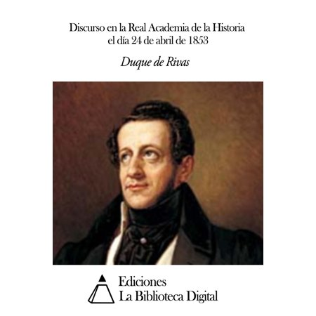 Discurso en la Real Academia de la Historia el día 24 de abril de 1853 - eBook](La Historia De Halloween Real)
