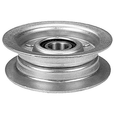 MaxPower 10741 Flat Idler Pulley (11/16