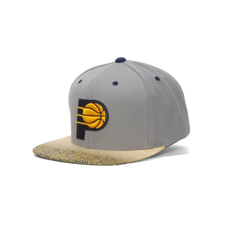 Mitchell & Ness Indiana Pacers Court Vision Snapbacks - image 1 de 2