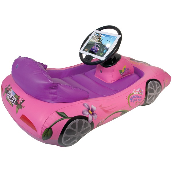 CTA Digital CTANICDIKP Dora Explorer Inflatable Sports Car For iPad