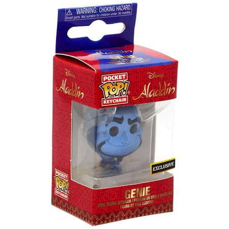 Metallic Pocket - Funko Pocket POP! Disney Genie Keychain [Metallic]