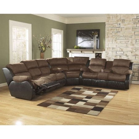Collections Of Presley Cocoa Reclining Sofa