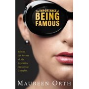 The Importance of Being Famous - eBook