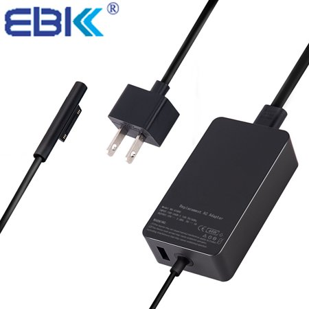 New Surface Pro 2017 Laptop Charger 44W 15V 2.58A Pro5 Power Supply AC Adapter 15v Ac 120w Ac Adapter