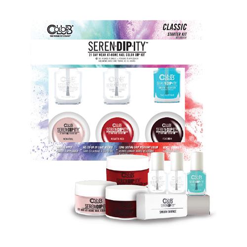 Color Club Color Club Serendipity Dip Powder Starter Kits Classic Walmart Com