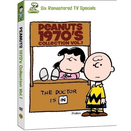 Peanuts 1970s Collection, Volume 1 (Full Frame)