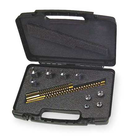 HASSAY SAVAGE CO. 15318 Keyway Broach Set,#C-1