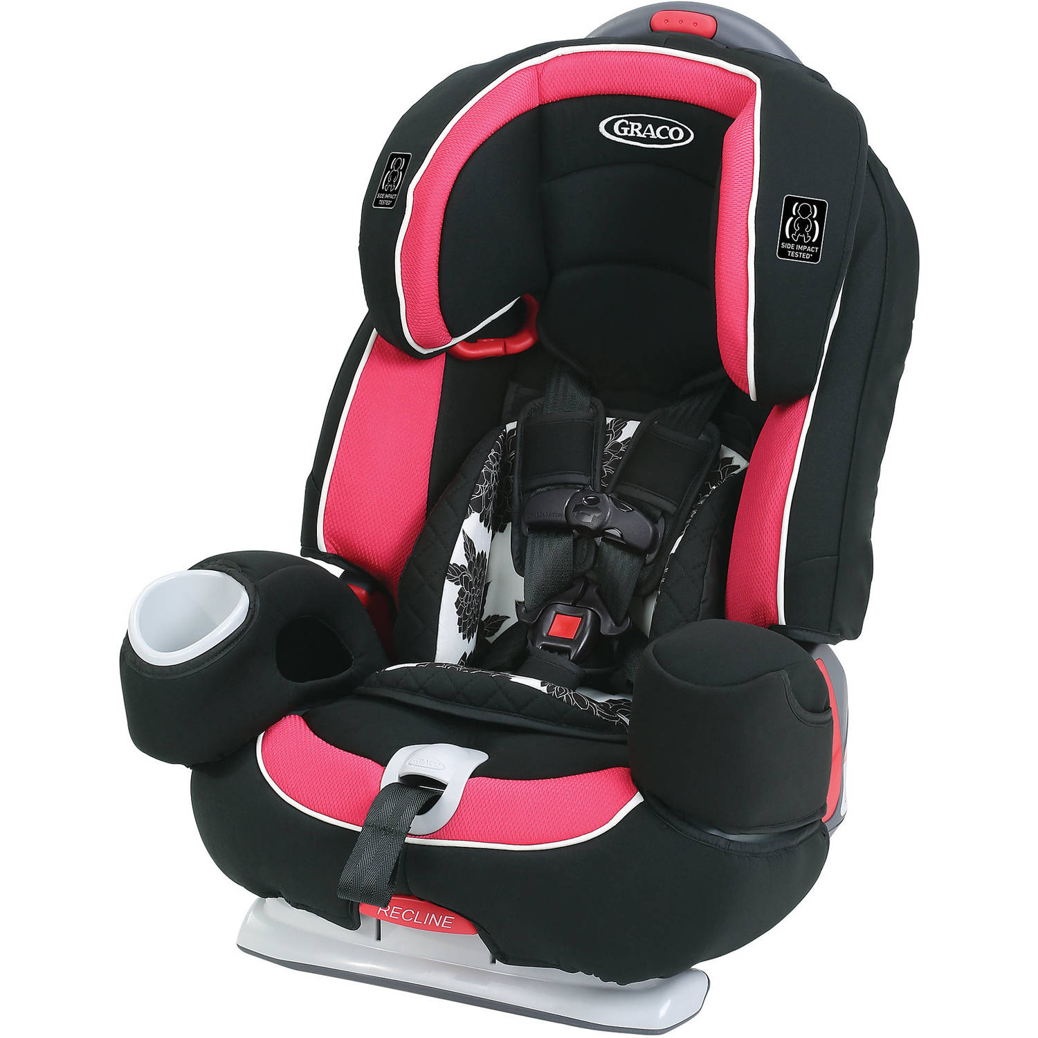 Evenflo Big Kid Dlx High Back Booster Car Seat Jonah