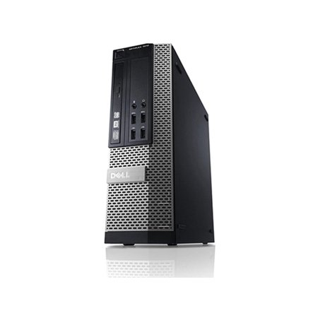 Dell Optiplex 990 SFF - QUAD CORE Intel i5-2400 - 1TB 7200RPM HDD - 8 GB DDR3 RAM - WiFi - Dual Video Output - DVD-RW - Windows 7 Pro 64-Bit Operating System - Refurbished