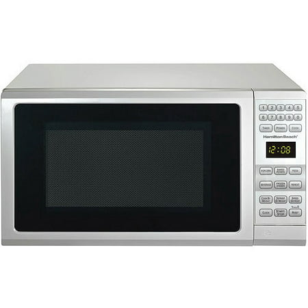 Hamilton Beach 0.7 Cu. Ft. White Microwave Oven