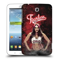 OFFICIAL WWE NIKKI BELLA HARD BACK CASE FOR SAMSUNG TABLETS 1