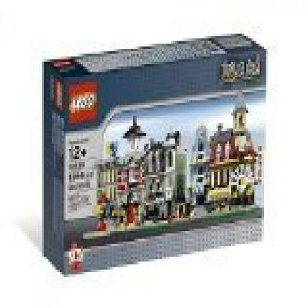 LEGO Exclusive Set #10230 Mini Modulars Thermolyne Modular Blocks
